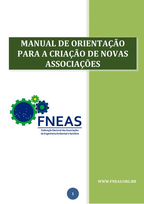 FNEAS lança Manual Orientativo para a Criação de Novas Associações